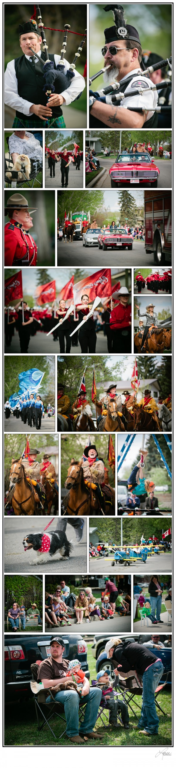 Loree Photography High River Little Britches Parade