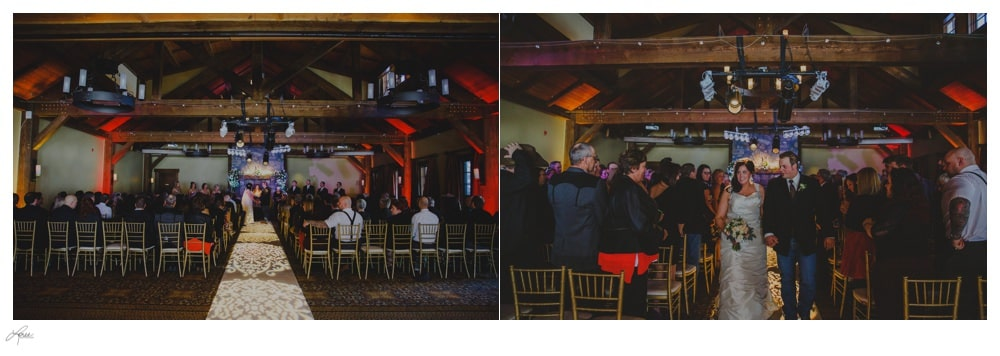Canmore wedding photographer Silvertip Resort