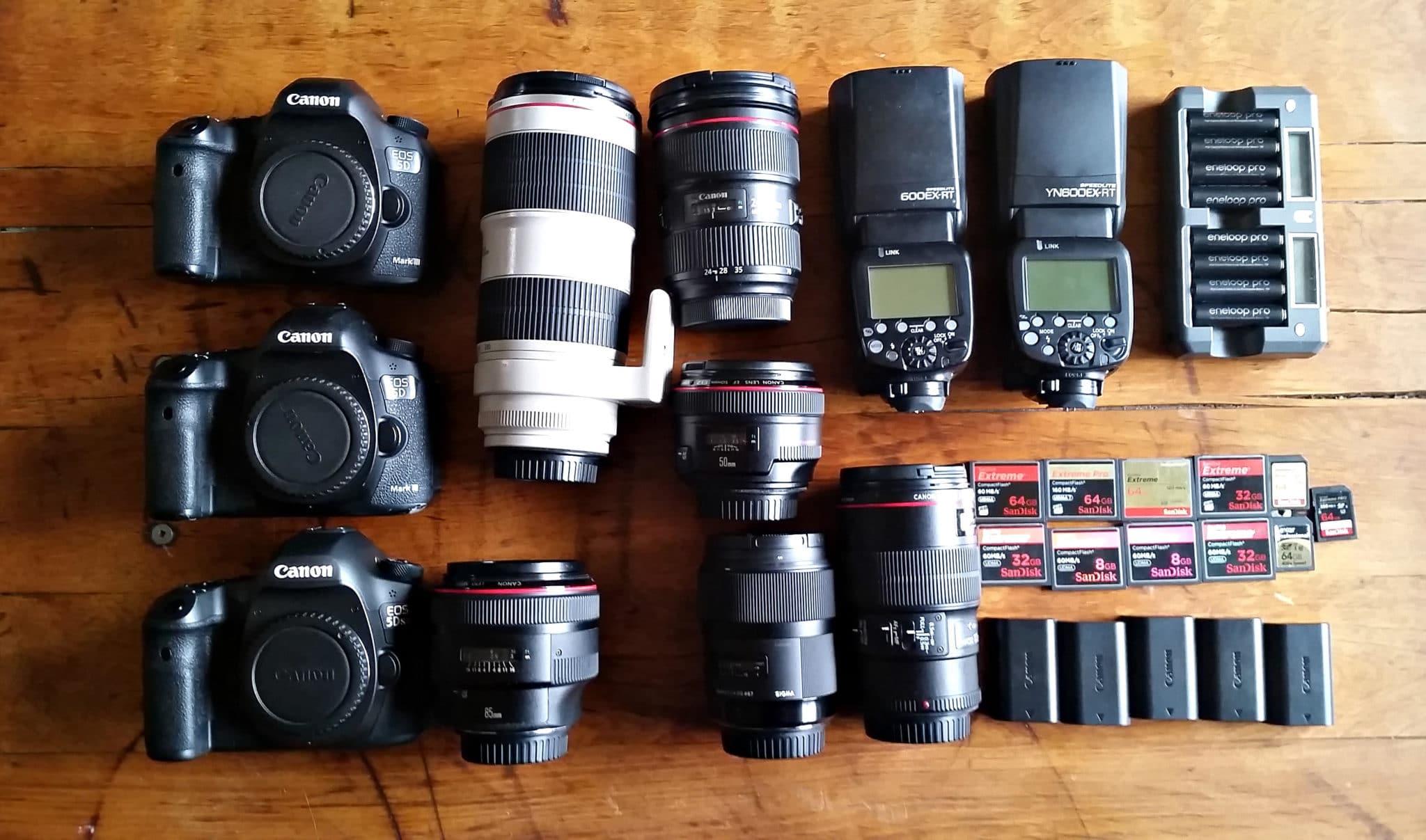 photography gear bag