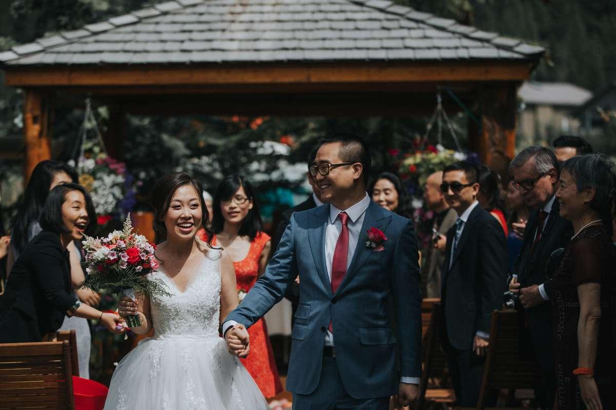 Bear and Bison Inn Wedding