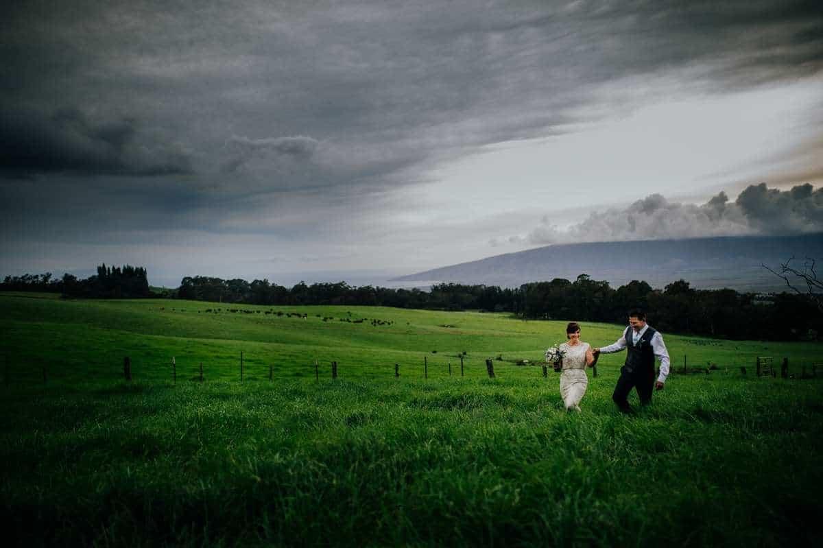 Makawao Wedding