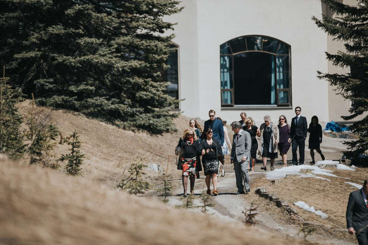 Fairmont Chateau Lake Louise Wedding
