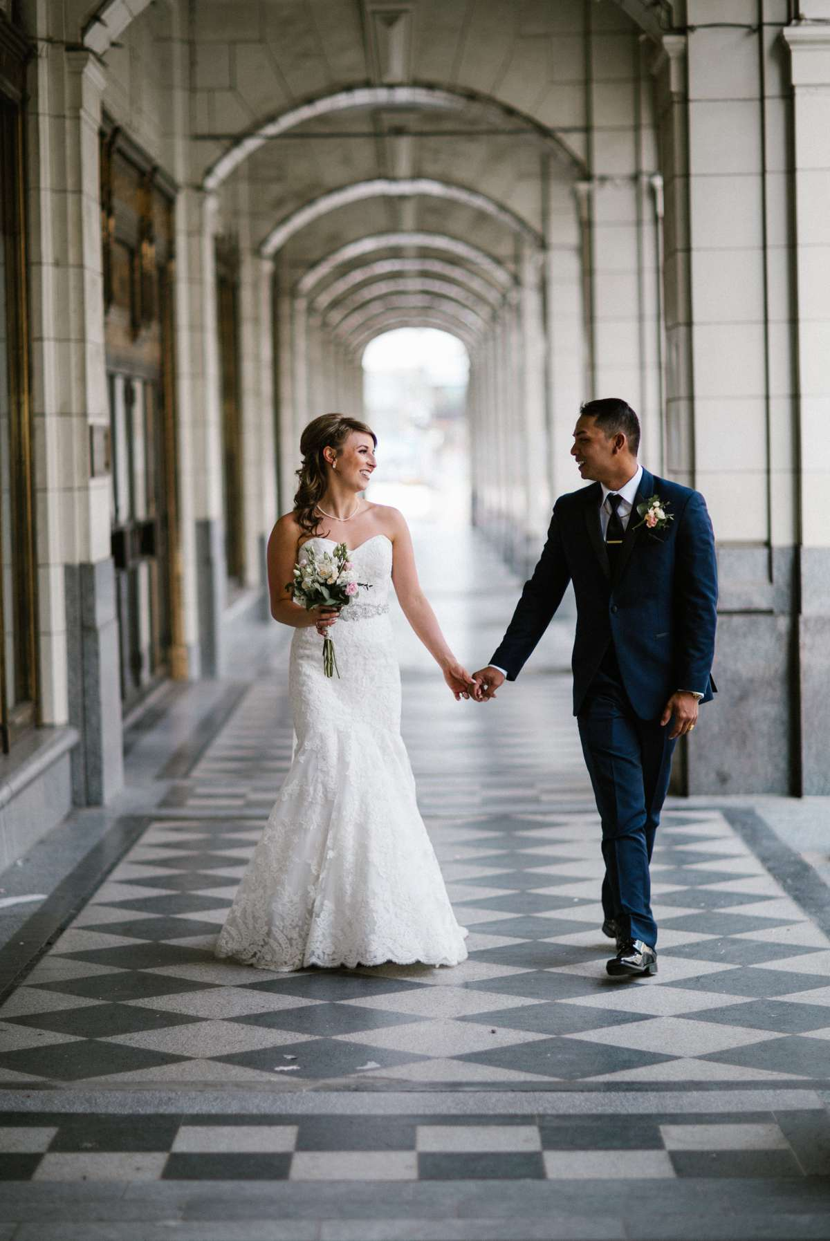 Coast Plaza Hotel Calgary Wedding Photographer