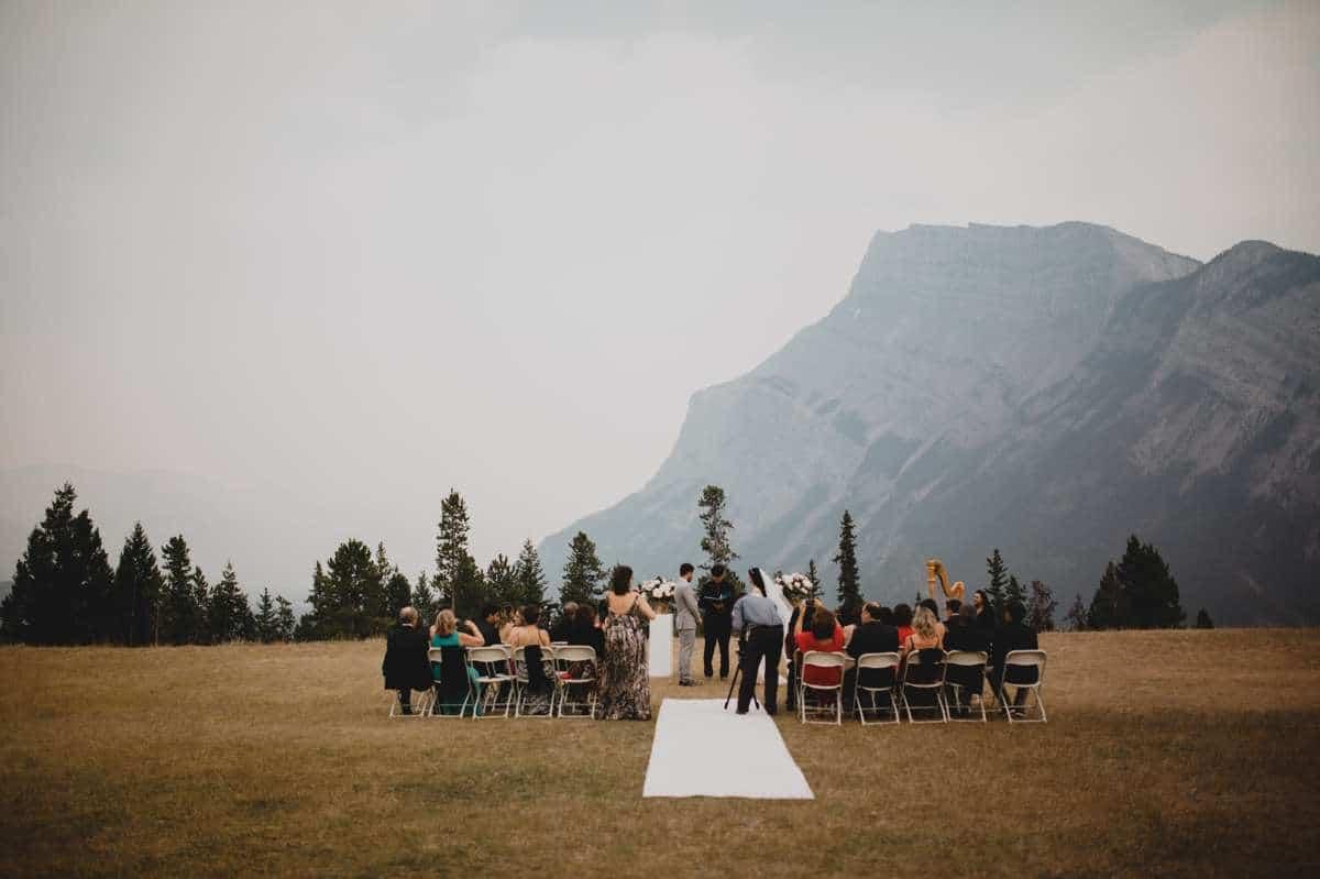 Elope to Banff