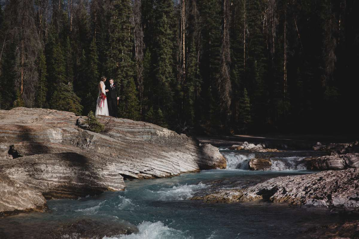Emerald Lake Wedding Photographer