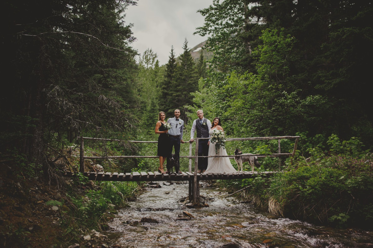 Castle Mountain Weddings