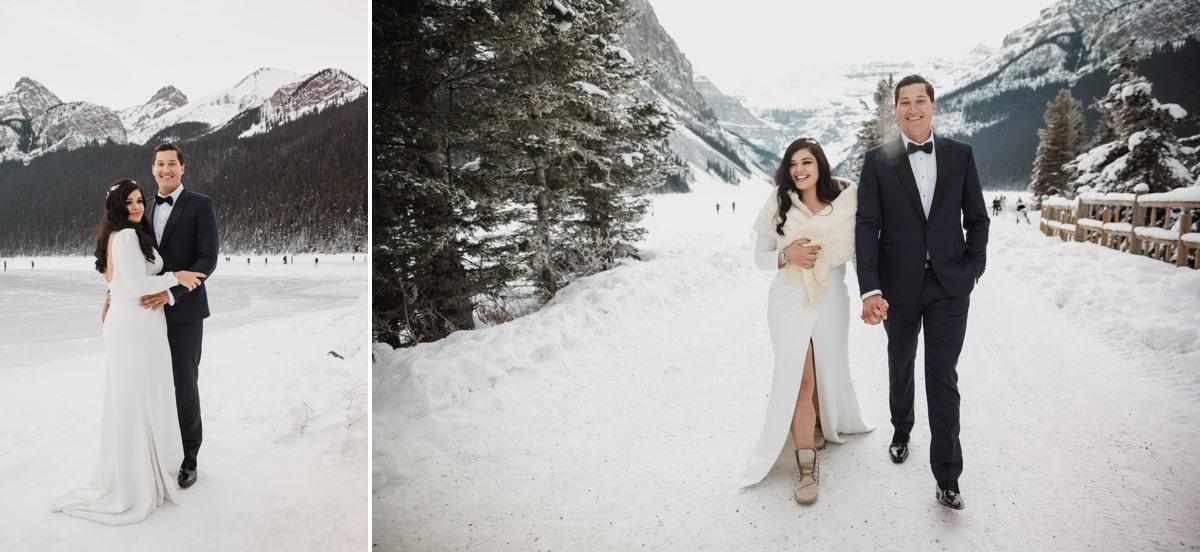 Lake Louise Weddings