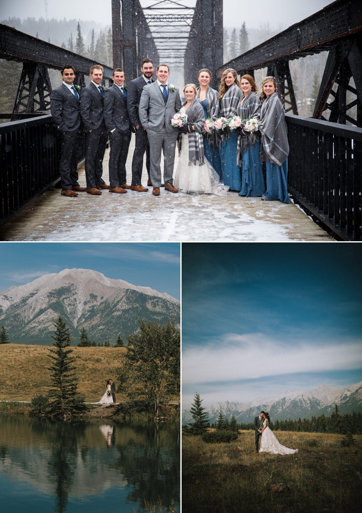 Get Married in Banff