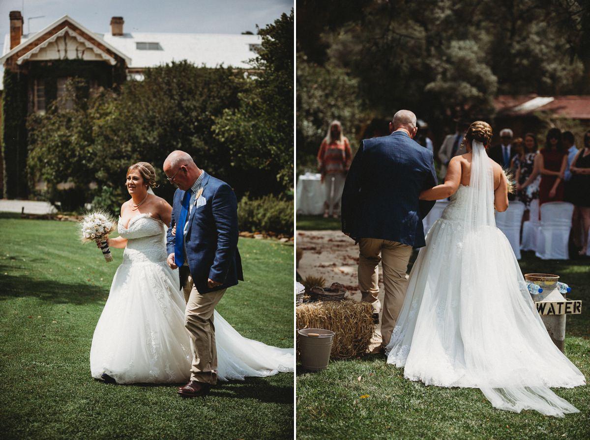 Bungaree Station Wedding