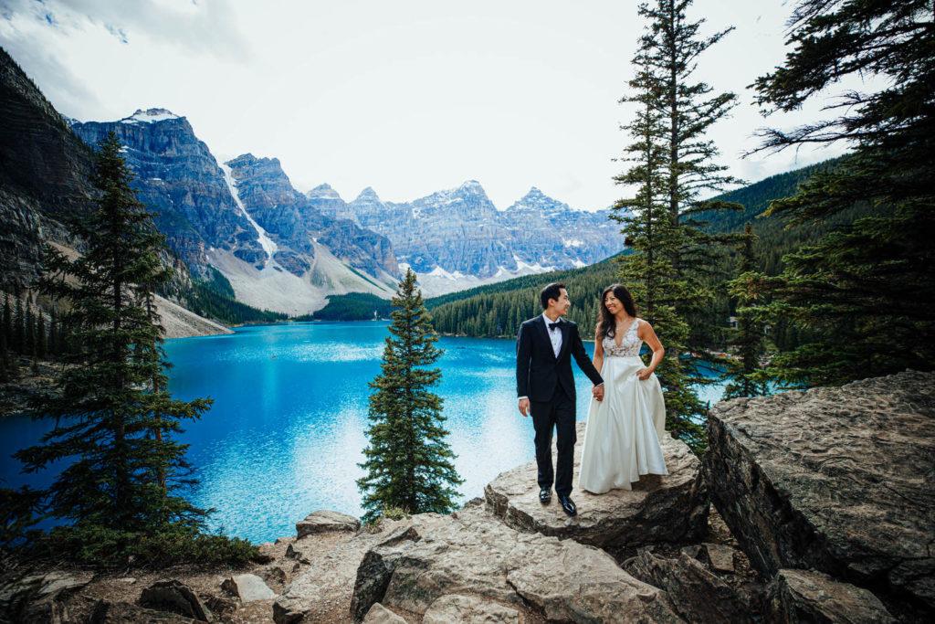wedding-at-moraine-lake