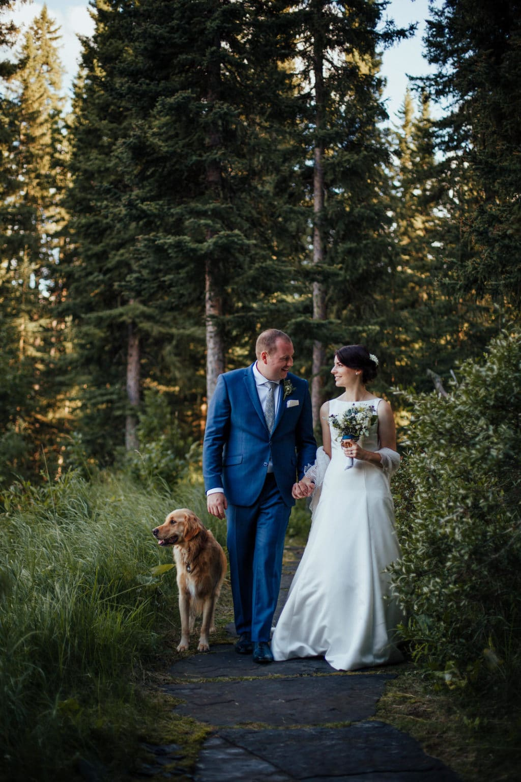 Bragg Creek Wedding