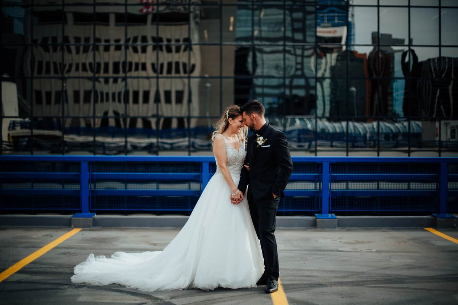 Downtown Calgary Wedding