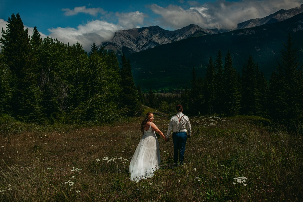 Pomeroy Kananaskis Mountain Lodge Wedding
