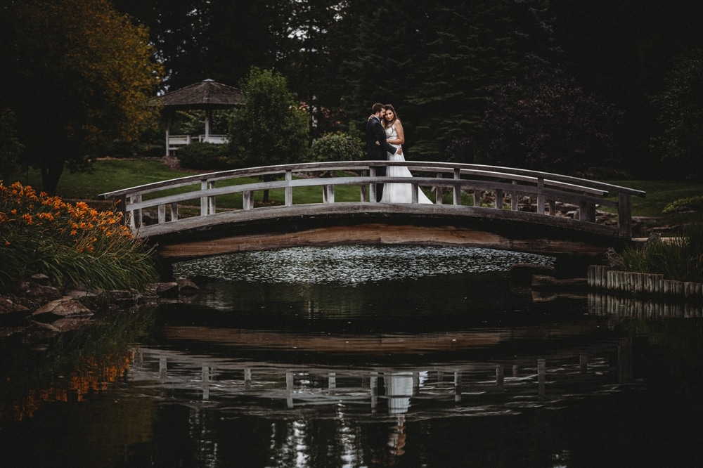 University of Alberta Botanic Garden Weddings