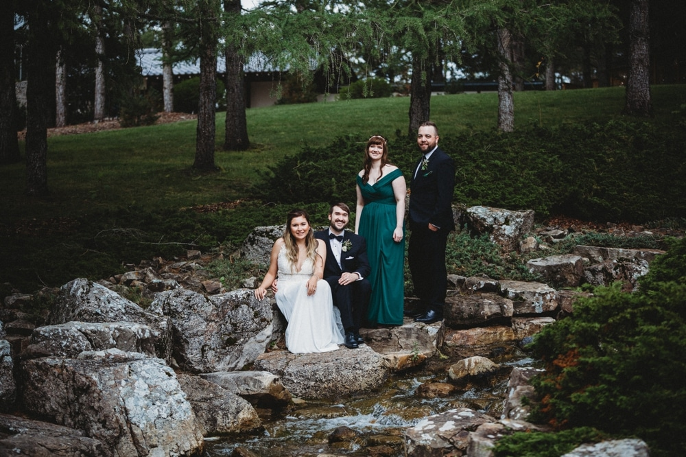 University of Alberta Botanic Garden Wedding Ideas