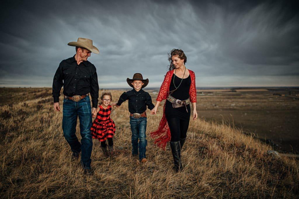 Western Family Photo Inspiration