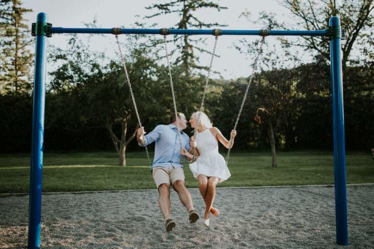 Edworthy Park Engagement Photographers