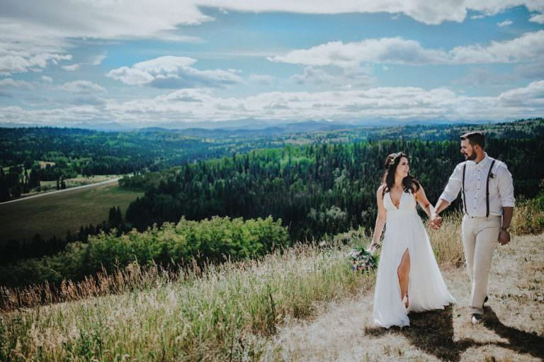 Millarville Wedding Photographer