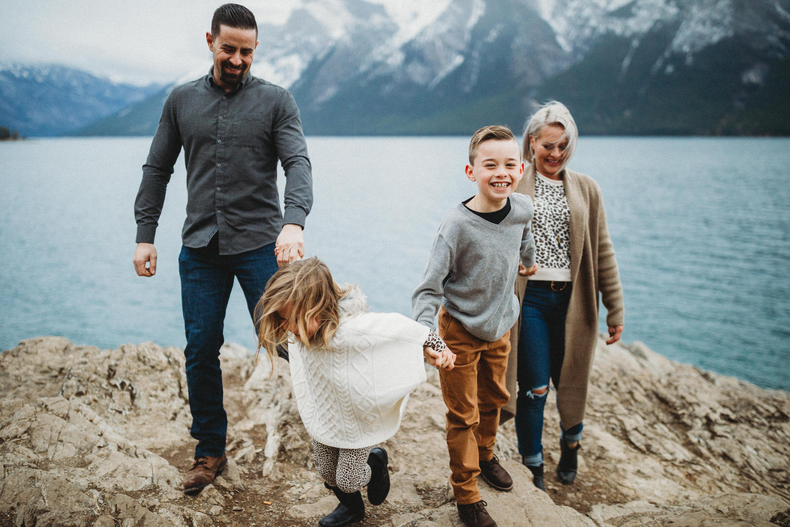 Banff Family photographer