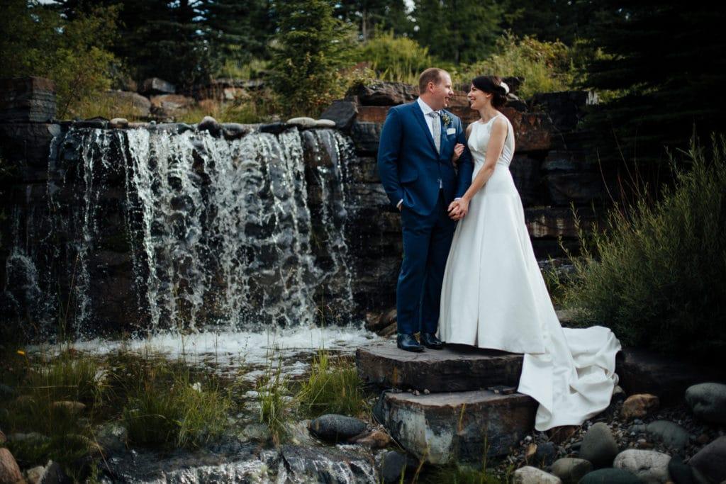 Bragg Creek Wedding