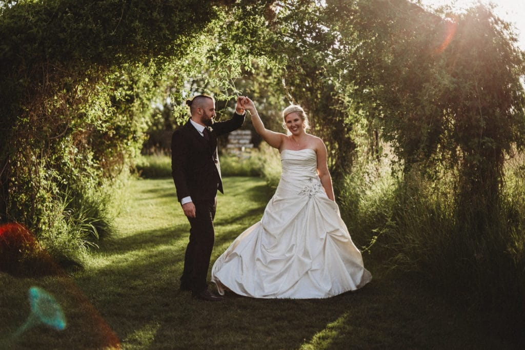 Coutts Centre Wedding