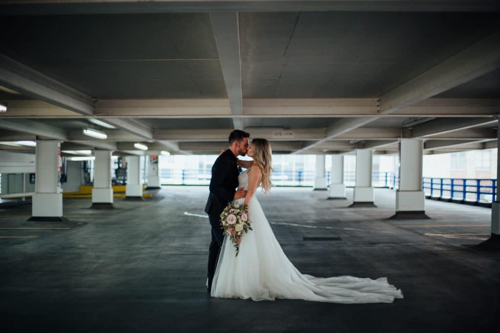 Downtown Calgary Wedding